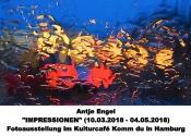 Impressionen (10.3.-4.5.2018) - Hamburg aus neuen Perspektiven. Fotografien von Antje Engel