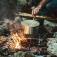 Feuerkochen Wochenende - Kochkurs und Naturerlebnis