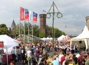 Kölner Mittsommerfest am Schokoladenmuseum im Rheinauhafen