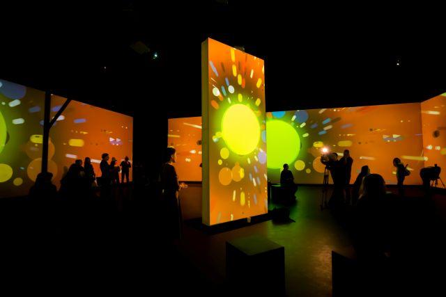 Von Monet Bis Kandinskyvisions Alive Die Multimedia Ausstellung