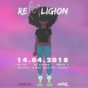 Realigion / Samstag 14. April / Crystal Cologne / Fibo Special