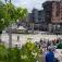 Sommer in der HafenCity - Lesebühne Hamburger Ziegel