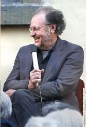 """Buchvorstellung: """"Weltsprache Literatur"""" von und mit Jürgen Wertheimer"""