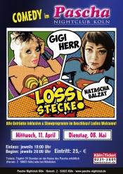 """Loss stecke"" - Comedy mit Gigi Herr und Natascha Balzat"