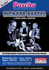 Richard Bargel & Dead Slow Stampede - Blues Konzert