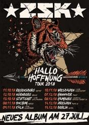 ZSK + SLIME - Hallo Hoffnung Tour 2018