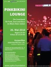 PinkBikiniLounge live bei der Sophia-Kallinosky-Stiftung