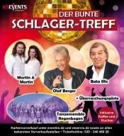 Der Bunte Schlager-Treff Live in Falkensee