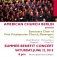 Sanctuary Choir Of First Presbyterian Church Davenport – Benefizkonzert American Church Berlin