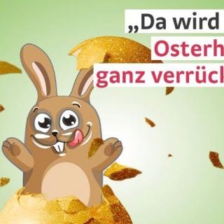 Ostershopping mit Gewinnchancen