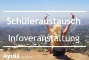 Ayusa-Intrax Schüleraustausch Informationsveranstaltung Berlin