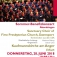 Sanctuary Choir Of First Presbyterian Church Davenport – Benefizkonzert Kaufmannskirche Erfurt