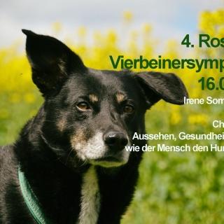 4. Rostocker Vierbeinersymposium - Wissenschaft trifft Hund