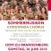 Constanza Chorus – Sommerkonzert Dom zu Brandenburg