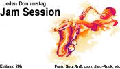 Jam Session (mit Opener)// zwischen durch Hip Hop & Funk vom Dj
