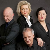 Sitzenbleiber - C. Fischer, A. Geißler, R. Bärwolff, P. Treuner