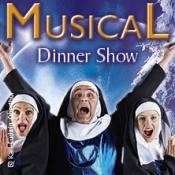 Die Musical-Dinnershow - inkl. 4-Gänge-Menü