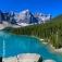 Kanada - Der Westen Und Alaska: Breitbild-panorama-show Präs. Von Georg Krumm