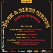Pete Yorks Rock & Blues Circus: Ticklindagroove
