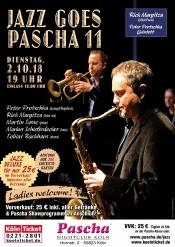 Rick Margitza @ Peter Protschka Quintett / Jazz Goes Pascha 11