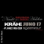 Krähe / Juno17 / Böser Wolf