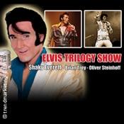 Shakys Elvis Trilogy Show - Shaky Everett - Oliver Steinhoff - Brian Troy