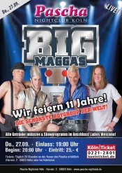 Big Maggas - 11 Jahre Die Schönste Boygroup Der Welt!