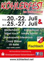 Köhlerfest Fischbach 2018