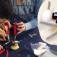 FabLabKids: Mini-Roboter selber bauen - 3D modellieren, lasern, löten