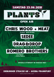 Plants Open Air