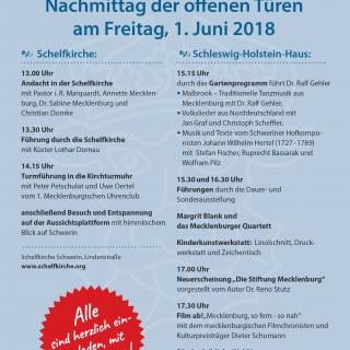 45 Jahre Stiftung Mecklenburg