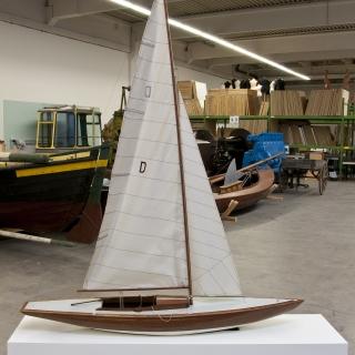 Segelsport in Kiel