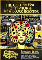 The Golden Era of Hip Hop & New Block Rockers