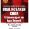 Ural Kosaken Chor - Erinnerungen an Ivan Rebroff