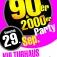 90er & 2000er Sause und mit aktuellen Hits
