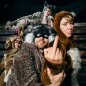 Wildes Berlin - Das Tierische Hauptstadtmusical