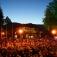 Fußball-WM 2018 - Public Viewing in Oberstdorf