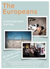The Europeans - a photographic journey