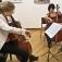 Barockcello-Duo Aki Kitajima und Julia Nilsen-Savage
