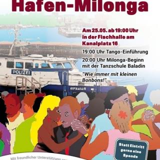 IV. Harburger Hafenmilonga