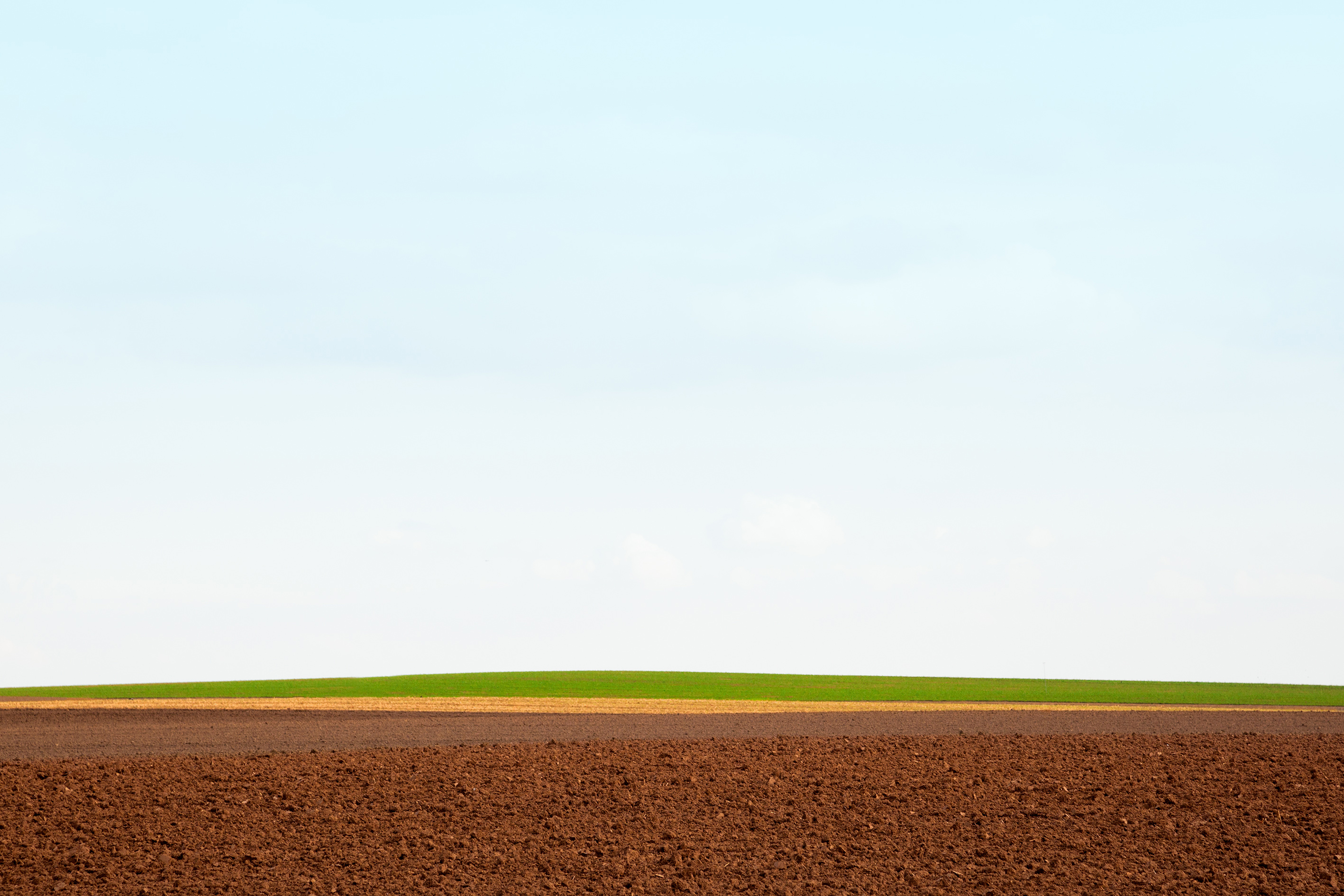 Rural areas. Fotografien von Bernd Walz