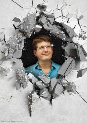 Nils Heinrich   …probt den Aufstand!
