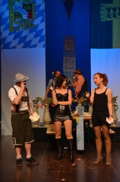 O'zapft Is! – Das Festzelt Musical