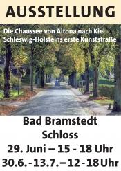 Die Chaussee Altona-Kiel