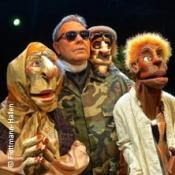Stuffed Pupped Theatre / Neville Tranter - Babylon