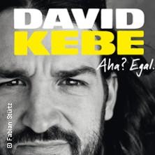 David Kebe: Aha? Egal
