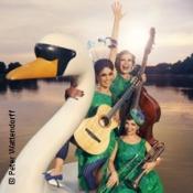 Zucchini Sistaz: Falsche Wimpern - Echte Musik