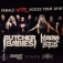 Butcher Babies Kobra And The Lotus Supports