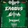 Mtvs Headbangers Ball Tour 2018: Sodom, Death Angel, Suicidal Angels