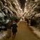 Bergischer Weihnachtsmarkt im Wald